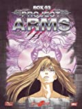 Project Arms - Memorial Box #03 (Eps 31-42) (3 Dvd) [Italian Edition] by animazione