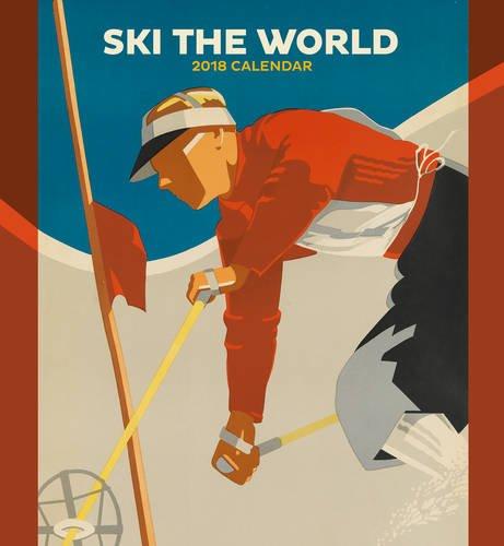 Ski the World 2018 Calendar