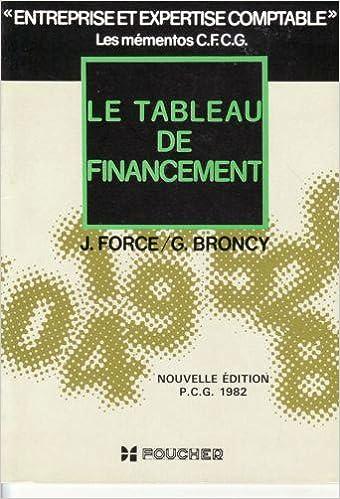 Lire un Le Tableau de financement epub pdf