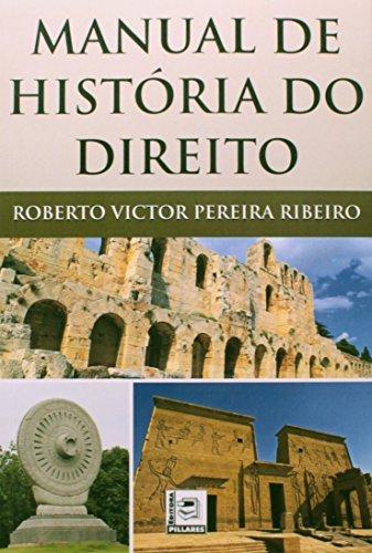 Manual de Histria do Direito (Em Portuguese do Brasil)