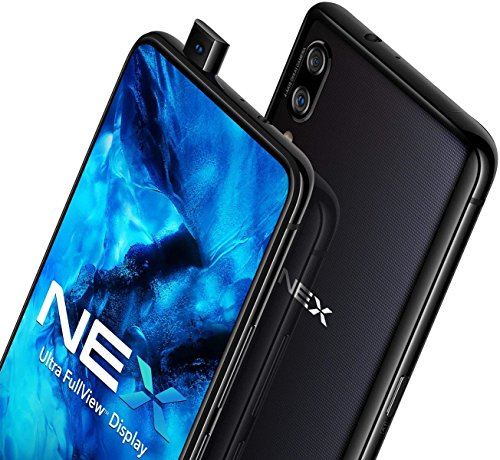 Vivo NEX (Ultra FullView Display, 8GB RAM + 128GB Memory) - Black