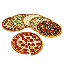 Learning Resources Magnetic Pizza Fractions