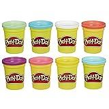 Hasbro Play-Doh C3899EU4 Knete, 8er Pack von Hasbro