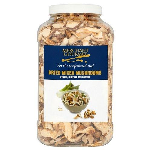 Merchant Gourmet Dried Mixed Mushrooms 400 g Test