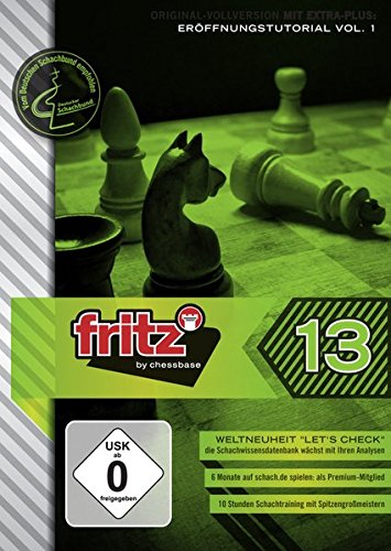 Fritz 13 - Das ganz grosse Schachprogramm (PC)