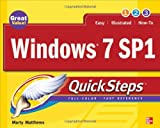 By Marty Matthews Windows 7 SP1 QuickSteps [Paperback]