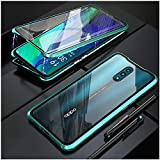 DoubTech Case for Oppo Reno 6.4 Inch Magnetic Adsorption