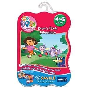 Vtech - V.Smile - Dora The Explorer