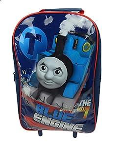 Thomas the Tank Engine Basic Wheeled Children's Bag, 40 cm, Blue from Thomas the Tank Engine