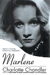 Marlene: Marlene Dietrich, A Personal Biography