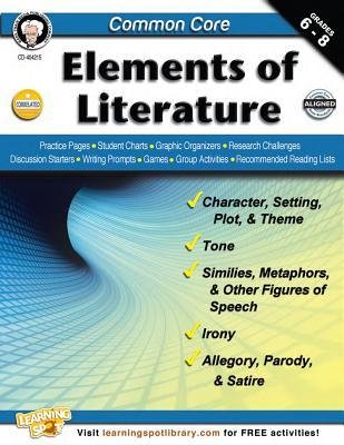 [(Common Core: Elements of Literature, Grades 6 - 8)] [Author: Linda Armstrong] published on (January, 2014)