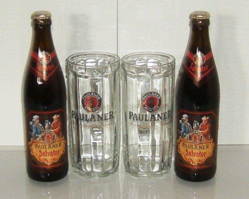 paulaner-salvator-vielfalt-mit-2x05-l-bierflasche-lagerbier-und-2-stck-seidel-bierkrug-05l
