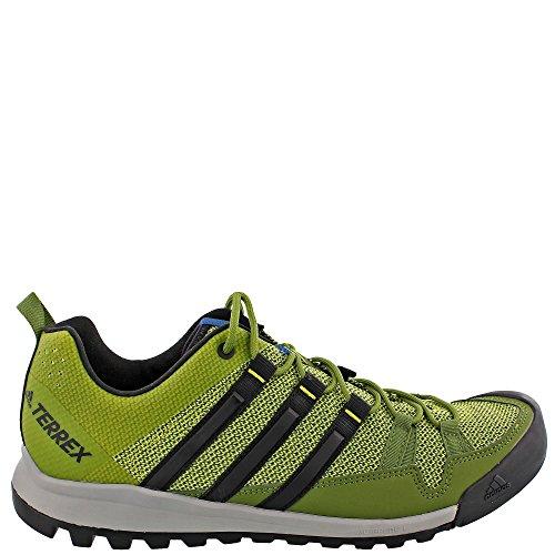 Approche Adidas Terrex extérieure Solo chaussure noire / vista Gris / craie blanche 6 Unity Lime/Black/Core Blue