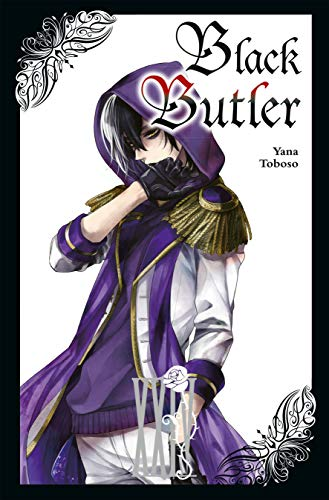 Black Butler 24 (Butler Black 20)