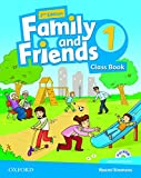 Family and Friends: Level 1: Class Book and multiROM Pack