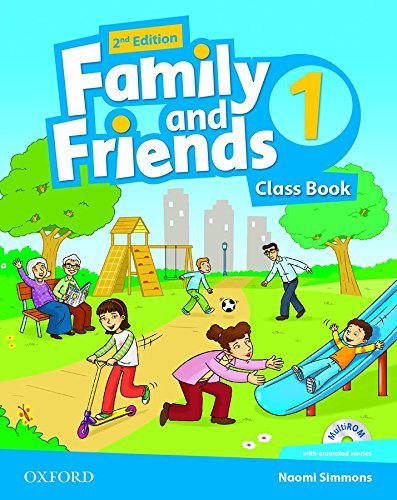 Family and friends. Classbook. Per la Scuola elementare. Con espansione online: 1