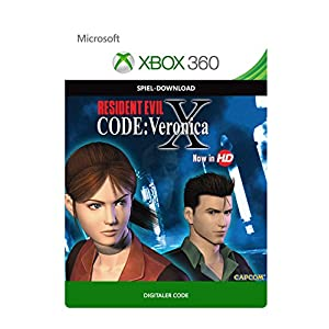 Resident Evil Code: Veronica X  [Xbox 360 – Download Code]