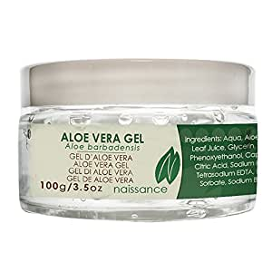 Aloe Vera Gel (100g) by Naissance