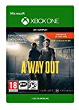 A Way Out   Xbox One - Code Jeu à Télécharger