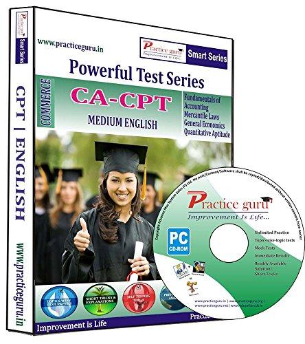 Practice Guru CPT Target Test Series (CD)