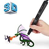 3D Druckerstift | 2016 Upgrade | Blusmart Intelligenter 3D Pen