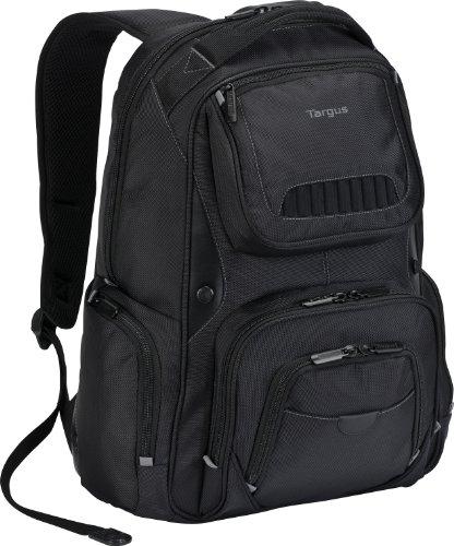 Targus TSB705US 15.6″ Mochila Negro maletines para portátil – Funda (39,6 cm (15,6″), Mochila, Negro, Nylon, 320 mm, 155 mm)