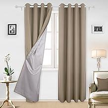 Amazon.es: cortinas salon