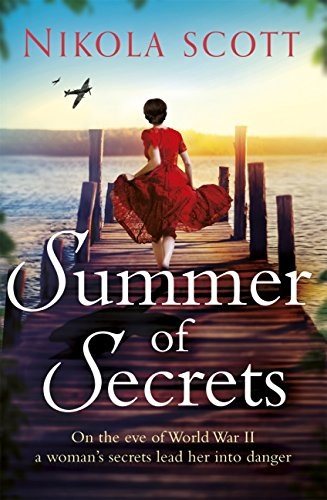 Summer of Secrets by [Scott, Nikola]