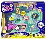 Hasbro - Littlest Pet Shop 68479148 - Wackeltierchen Spielplatz