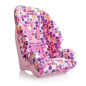 Joovy 012Juguete Infantil Asiento, Color Rosa