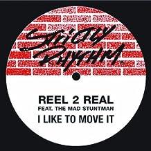 "I Like to Move It (feat. The Mad Stuntman) [Erick ""More"" Club Mix]"