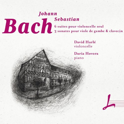 Bach: Cello Suites by David Harle (2013-11-12)