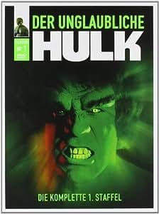 Der unglaubliche Hulk - Staffel 1 [4 DVDs]