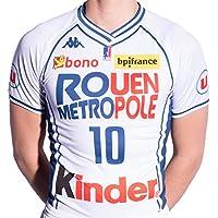 Rouen Metropole Basket Romeohome1 Maillot de Basketball Homme