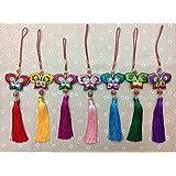SZCSY Caractéristiques chinoises pure artisanat perles sachet gros papillon cadeaux créatifs