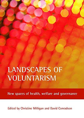 Landscapes of voluntarism Cover Image