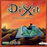Asmodee - DIX01FR - Jeu De Plateau - Dixit -Jeu de stratégie, dès 8 ans  - Langue française