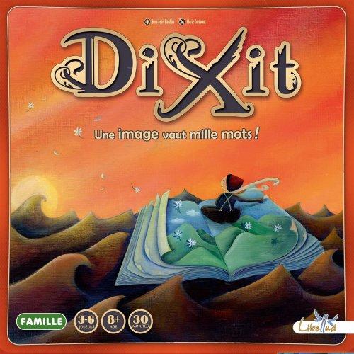 Asmodée - DIX01FR - Jeu De Plateau - Dixit -Jeu de stratégie, dès 8 ans - Langue française