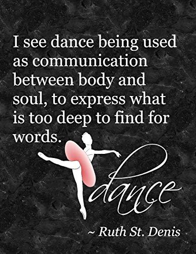 Ballet Attitude Dance Quote: 8.5