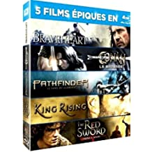 Braveheart, Conan Le Barbare, Pathfinder, King Rising, The Red Sword