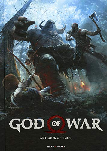 God of War : Artbook officiel par Evan Shamoon