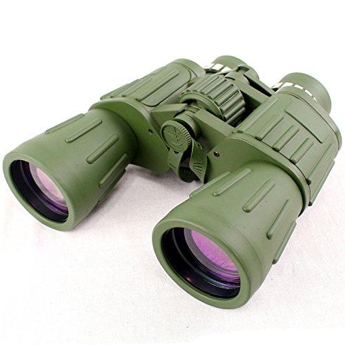 marca 60X50 Perrini binocoli militari verdi con il sacchetto giorno/notte vista del prisma