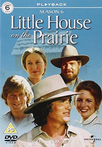 Little House On The Prairie: Season 6 [Edizione: Regno Unito] [Reino Unido] [DVD]