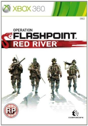 Operation Flashpoint Red River (Xbox 360) by Xbox 360 (Xbox 360 Operation Flashpoint)