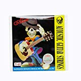 Alice Acoustic Guitar 1st E String Stainless Steel Pack of 3pc