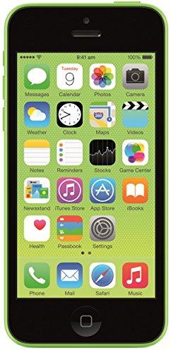 Apple iPhone 5c (Green, 8GB) image