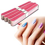 New 40pcs Nail File Manicure Pedicure Bu...