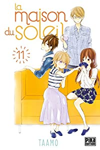 La maison du soleil Edition simple Tome 11
