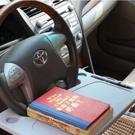 Preisvergleich Produktbild dqdz Auto Laptop/Tablett Getränkehalter Esstisch Lenkrad Schreibtisch Halterung