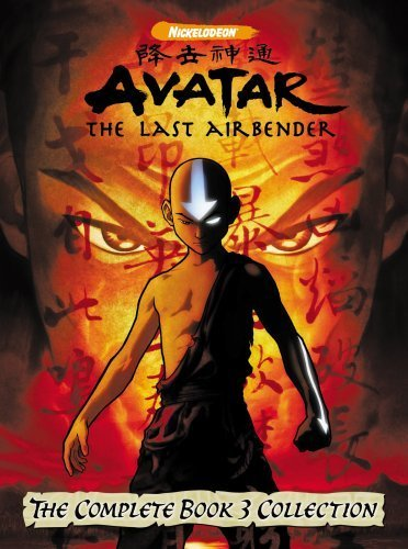 Paramount Home Entertainment Avatar, The Last Airbender: Das komplette Buch 3 Collection (DVD/5 Scheiben/boxszach Tyler, Mae Whitman, Jack De Sena, Dante Basco, Jessie Blume